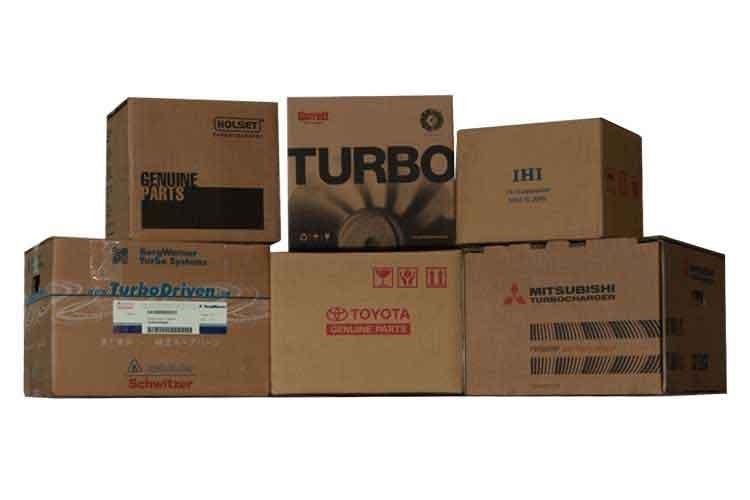 145 1.9 TD Turbocharger 60812563