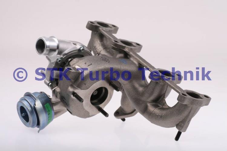 038253019d 713673 5006s Turbocharger Seat Cordoba 19 Tdi Power