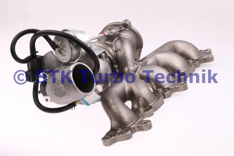 30650975 - 5304 988 0033 Turbocharger - Volvo-PKW C70 II 2 5