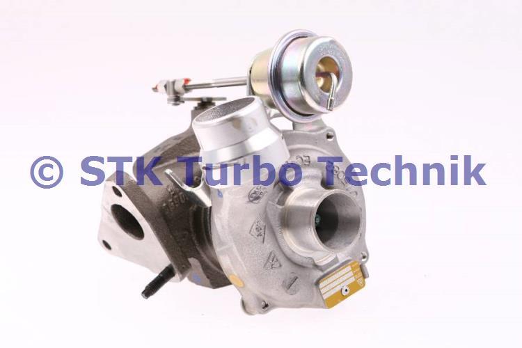 8200889694 - 5435 998 0029 turbocharger - renault scenic ii 1.5 dci