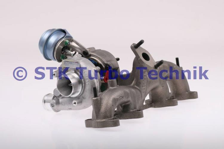 038253019c - 713672-5006s turbocharger - seat leon 1.9 tdi power: 66 kw