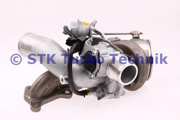 5849040 5304 988 0048 Turbocharger Opel Astra H 2 0 Turbo 147 Kw