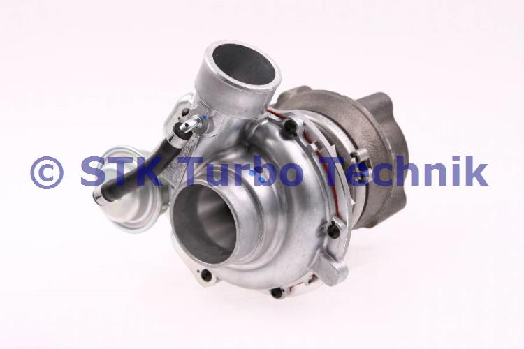 8972503642 - VIDS Turbocharger - Isuzu Bighorn Power: 117 Kw