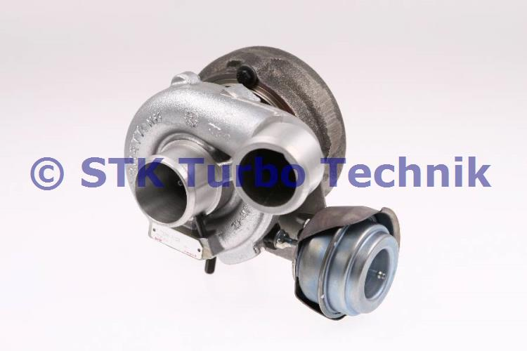 147 1.9 JTD Turbocharger 55191934