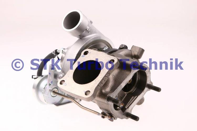 17201-17010 - 17201-17010 Turbocharger - Toyota Landcruiser