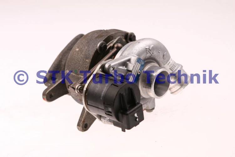 LR021656 - 5439 988 0110 Turbocharger - Land-Rover Range Rover 3 6