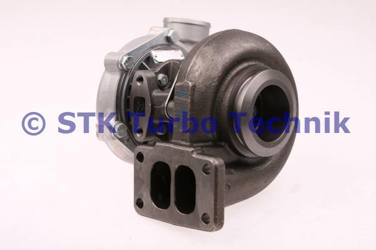 E6nn6k682ba 466746 5004s Turbocharger New Holland