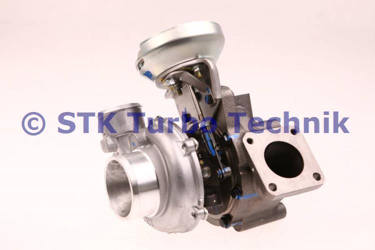8980115295 - VIEZ Turbocharger - Isuzu D-MAX 3 0 CRD Power