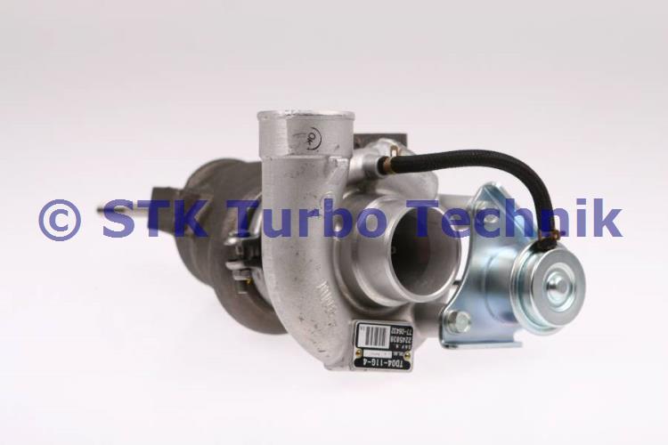 turbolader reparatur renault grand scenic