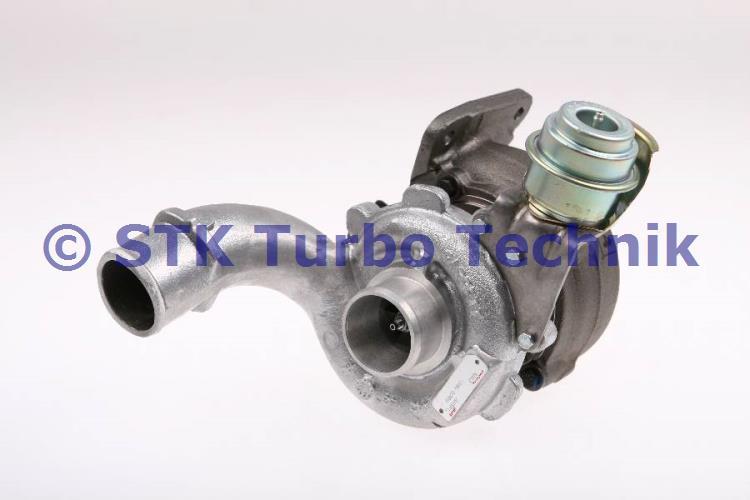 8200369581 - 708639-5011s turbocharger - renault scenic ii 1.9 dci