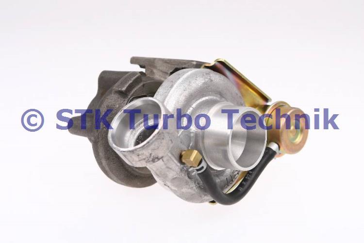 0040966499 - 466880-5001S Turbocharger - Mercedes-PKW E